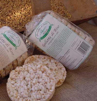 acrilanmide,arsenico,cadmio,gallette di riso