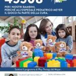 Il valore del gioco per rimanere bambini, anche in ospedale