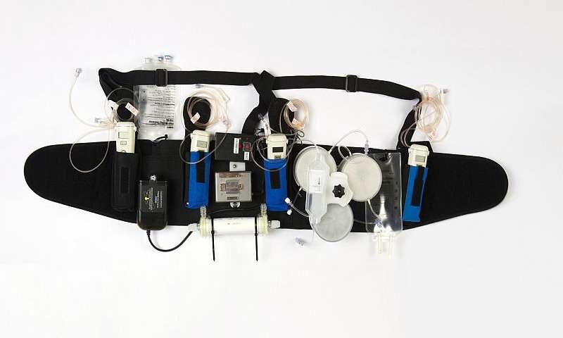 dialisi,rene artificiale indossabile