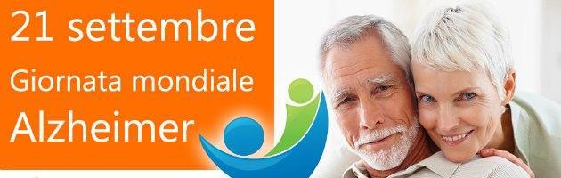 Giornata Mondiale dell'Alzheimer 21 Settembre 2016