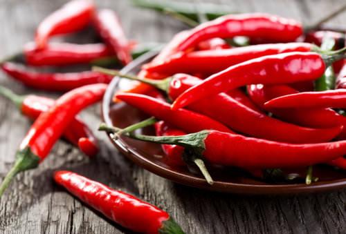 Mangiare peperoncino per una vita più lunga?
