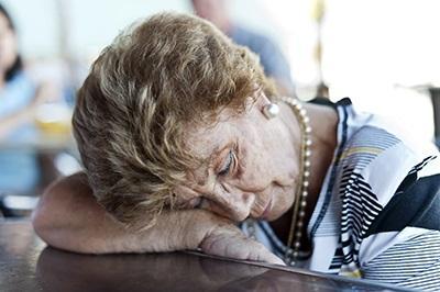 alzheimer,apnea del sonno