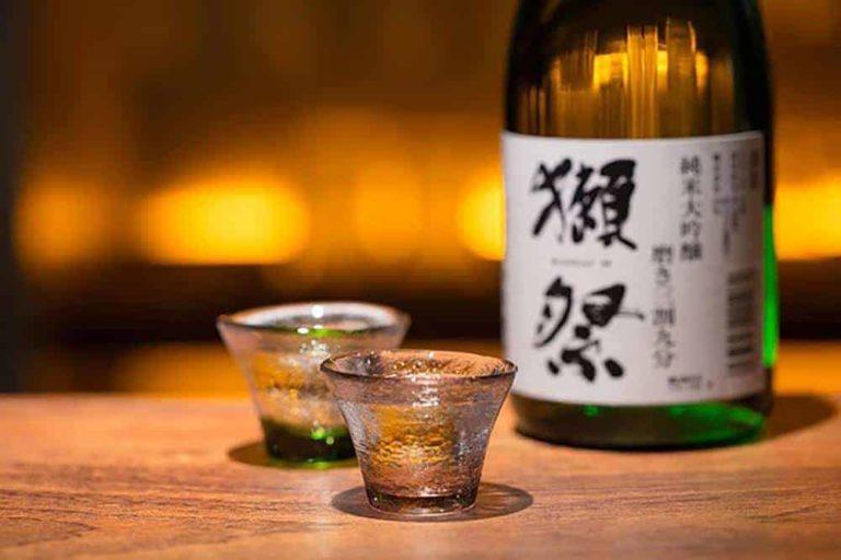 Sake giapponese: il nuovo stimolante che combatte la fatica